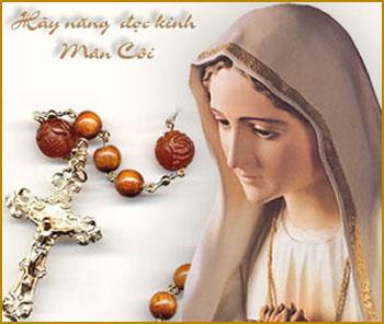 Thánh Ca Mân Côi, Những bài hát Mân Côi dâng Mẹ Maria hay nhất