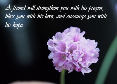 a_friend_will_strengthen_you_with_his_prayer-content